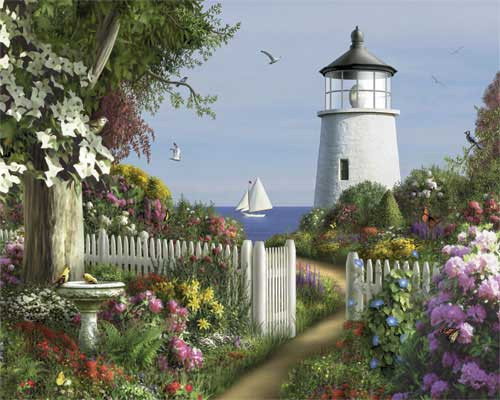 Jigsaw Puzzles - To The Lighthouse