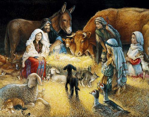 Christmas Puzzles - O Night Divine