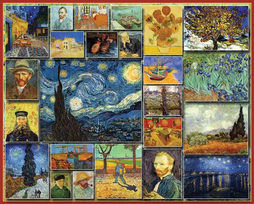 Jigsaw Puzzles - Vincent van Gogh