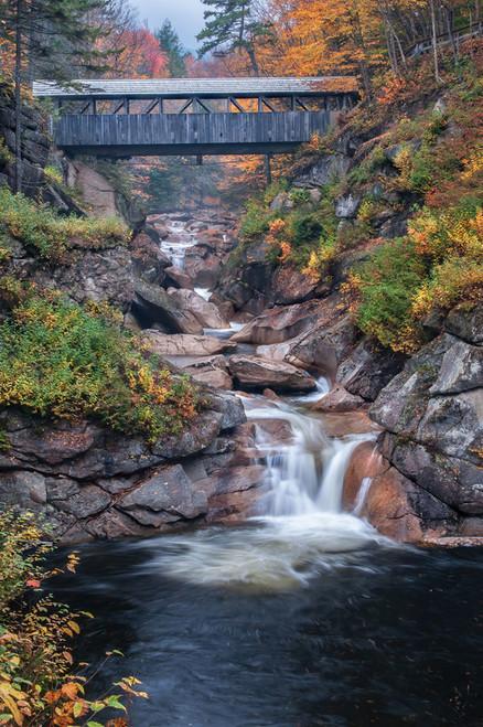 Jigsaw Puzzles - Covered Bridge