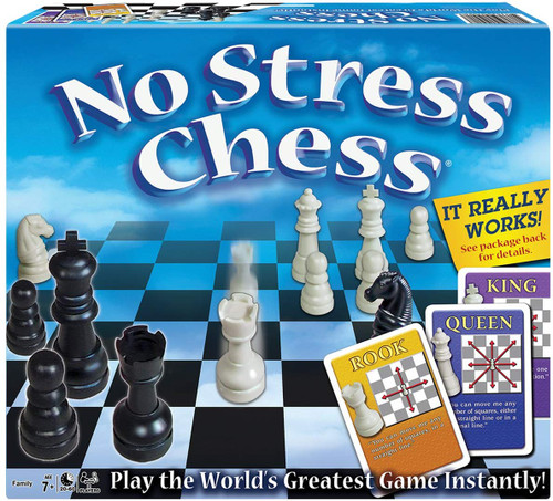 Chess Set - No Stress Chess