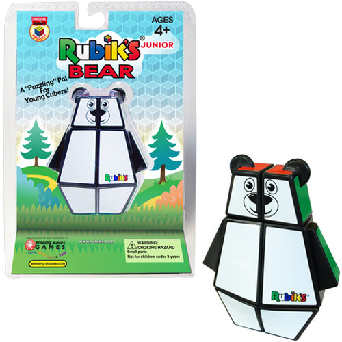 Rubik's Junior Bear - Puzzle Cube