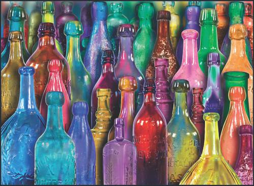 Colorful Glass - 1000pc Jigsaw Puzzle by Anatolian