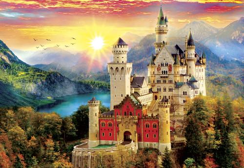 Aimee Stewart: Castle Dream - 2000pc Jigsaw Puzzle By Buffalo Games