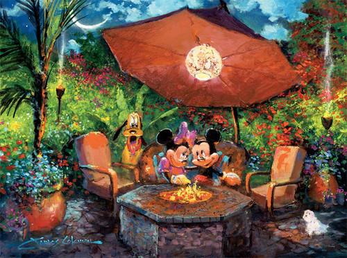 Disney: Coleman's Paradise - 1000pc Jigsaw Puzzle by Ceaco