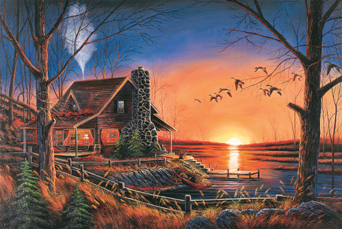 Gathering Puzzle - 1000pc Jigsaw Puzzle by Tomax