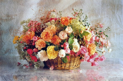 Bouquet - 1500pc Jigsaw Puzzle by Tomax