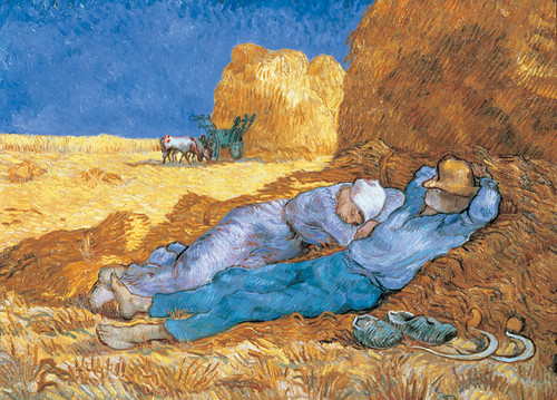 The Siesta - 2000pc Jigsaw Puzzle by Tomax