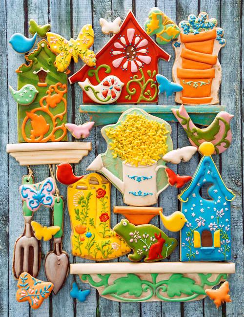 Edible Garden - 500pc Jigsaw Puzzle By Springbok