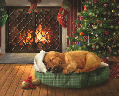 Christmas Wishes - 400pc Jigsaw Puzzle By Springbok