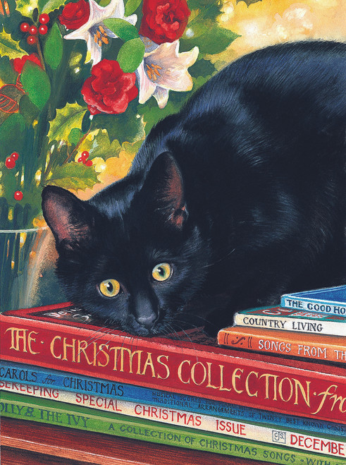 Christmas Collection - 500+pc Jigsaw Puzzle by Sunsout