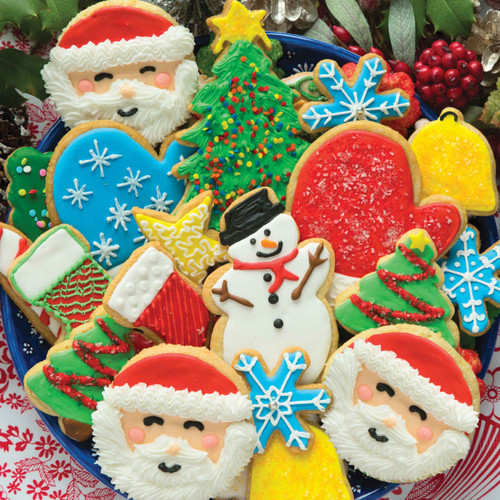 Cookies & Christmas - 1000pc Jigsaw Puzzle By Springbok
