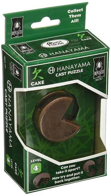 Hanayama Cake - Cast Puzzle