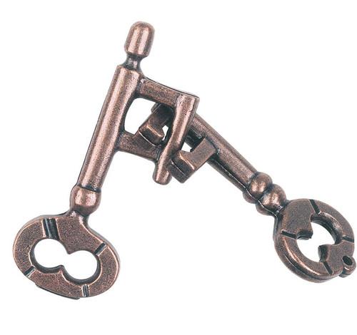 Hanayama Key - Cast Puzzle