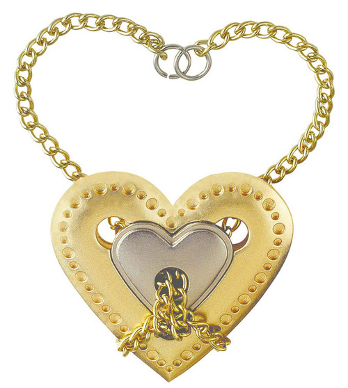Hanayama Heart - Cast Puzzle