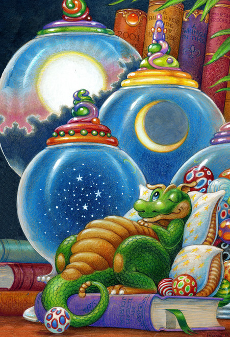 Heavenly Dreams - 100pc Jigsaw Puzzle by Vermont Christmas Company