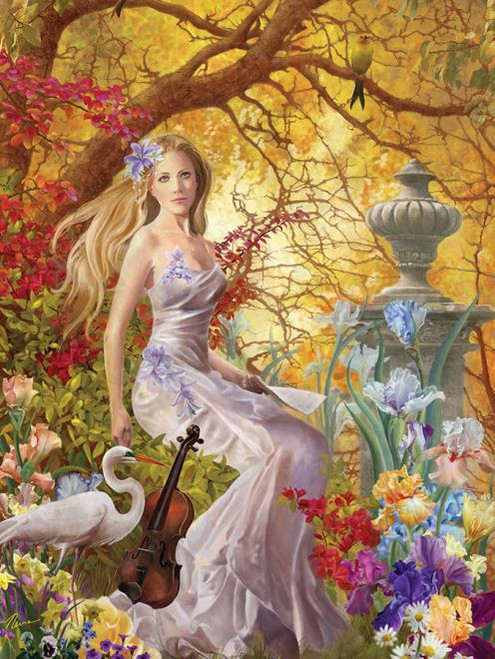 Nene Thomas: Lost Melody - 750pc Jigsaw Puzzle by Ceaco
