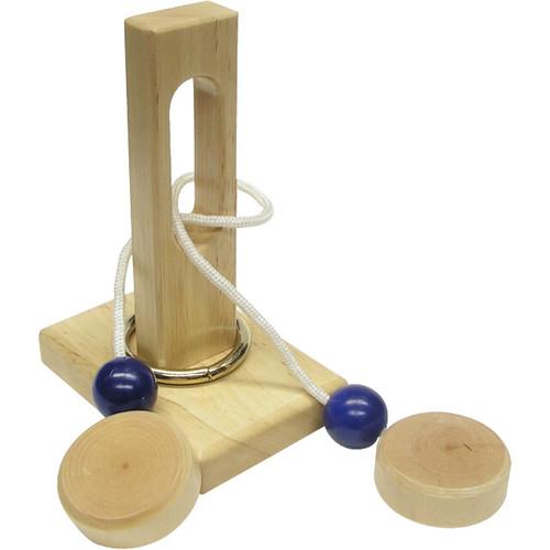 Eureka - Wooden Disentanglement Puzzle
