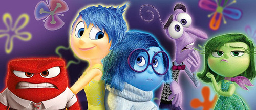 Disney: Inside Out: Emotions - 200pc Panorama by Ravensburger