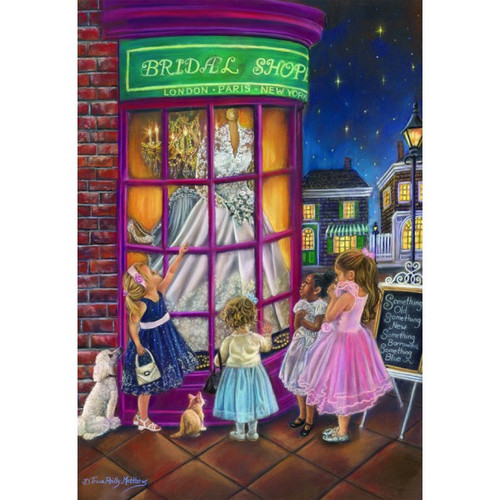 L'il Ones II: Someday My Prince Will Come - 500pc Jigsaw Puzzle by Holdson