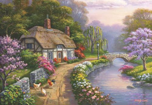 Willow Glen Estate - 260pc Jigsaw Puzzle by Anatolian