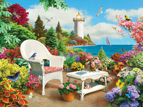 Lazy Days: Memories - 750pc Jigsaw Puzzle By Masterpieces