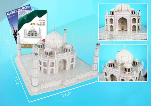 3D Puzzles - Taj Mahal