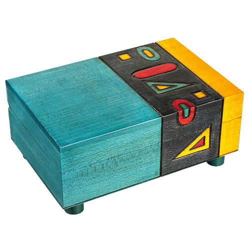Modern Art - Secret Box