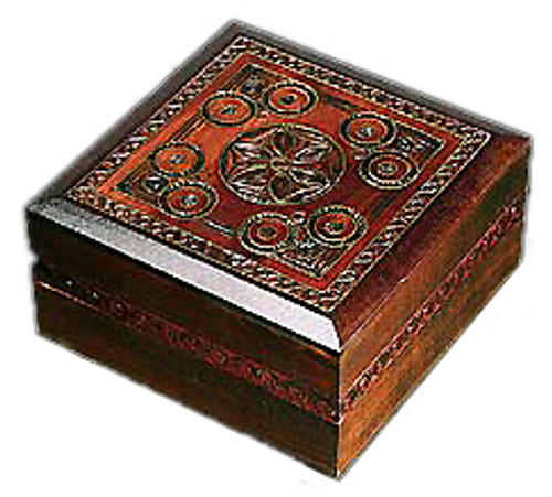 Puzzle Box - Secret Treasure