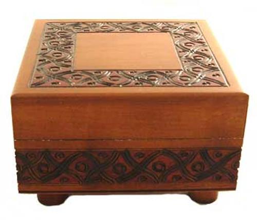 Puzzle Box - Horseshoe Medium - Secret