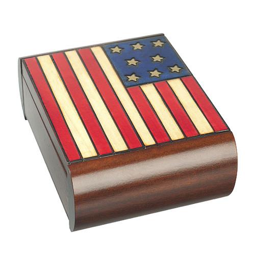 American Flag - Secret Box