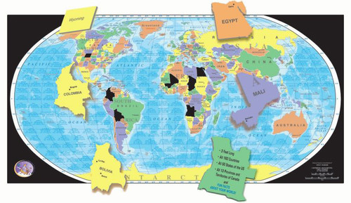 The Global Educational Jigsaw Puzzle | SeriousPuzzles.com