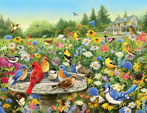 The Gathering - 500pc Jigsaw Puzzle By Springbok
