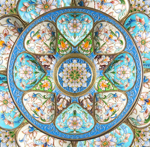Timeless Turquoise - 500pc Jigsaw Puzzle By Springbok