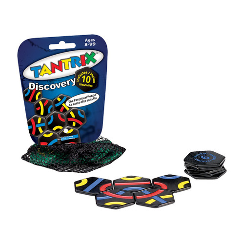 Tantrix Discovery Solitaire - Mesh