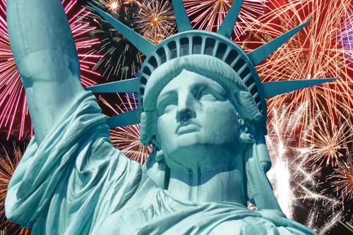 Jigsaw Puzzles - Lady Liberty