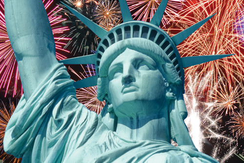 Jigsaw Puzzles - Lady Liberty