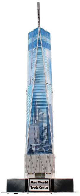 Freedom Tower - 23pc 3D Jigsaw Puzzle by Daron