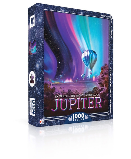 Jupiter - 1000pc Jigsaw Puzzle by New York Puzzle Company
