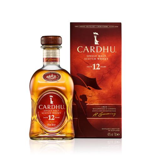 Cardhu 12 Year Old 70cl