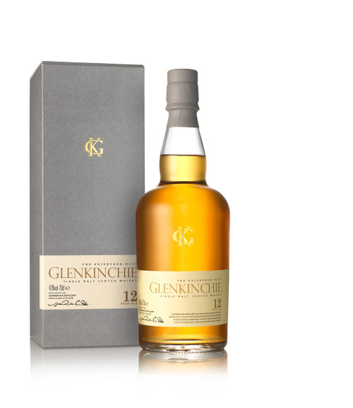 Glenkinchie 12 Year Old 70cl