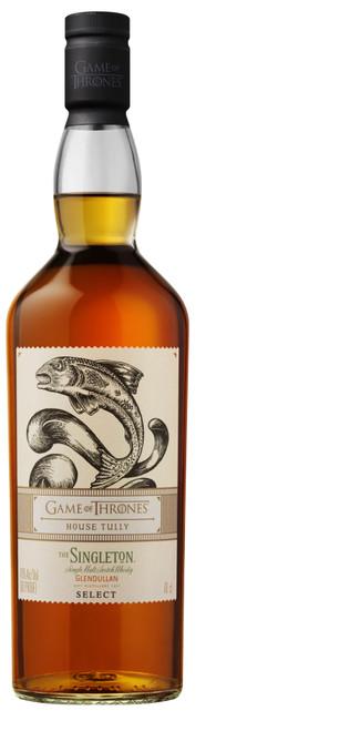 Game of Thrones - Singleton Glendullan - Casa Tully