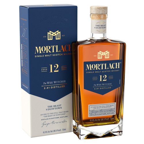 Mortlach 12 Year Old 70cl