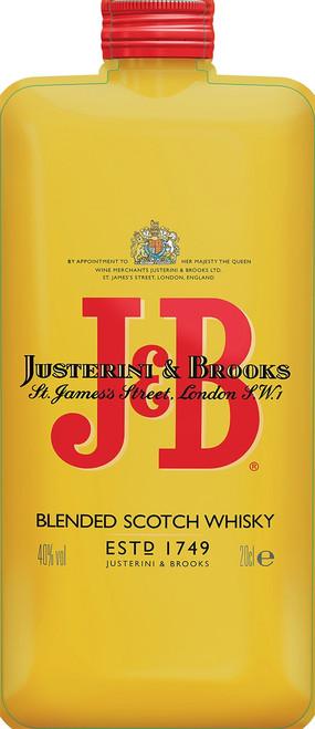 J&B Rare Pocket Scotch