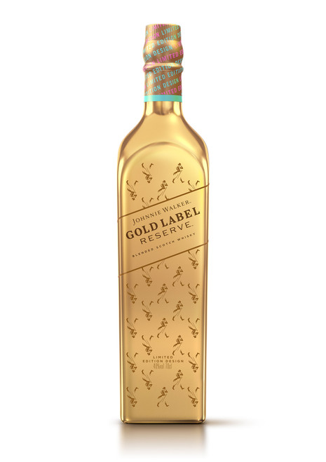Johnnie Walker Gold Bullion 70cl (2019 Edition)