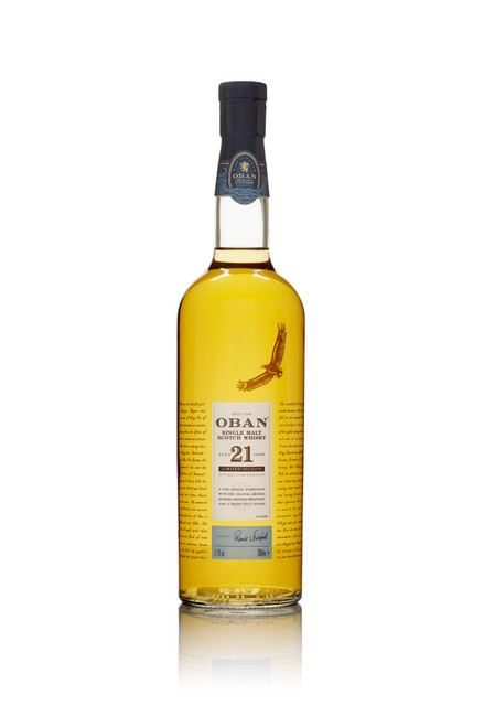 Oban 21 Year Old Special Reserve 18 70cl