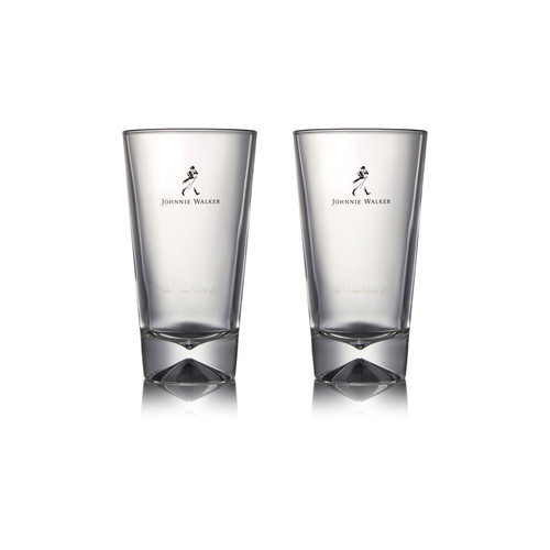 JW Highball Glasses x 4