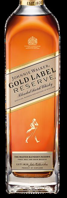 Johnnie Walker Gold Label 70cl con un grabado