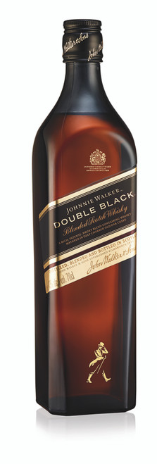 Johnnie Walker Double Black Label 70cl con etiqueta
