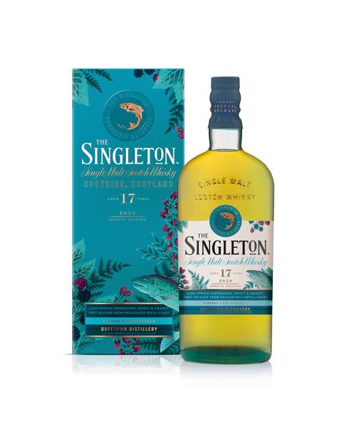 Whisky Singleton 17 YO Special Releases 2020 botella y caja 70 cl